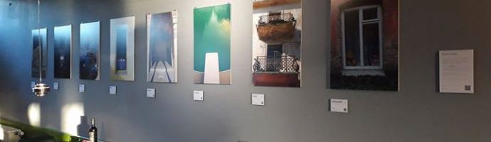 Officiële opening expositie 'place to be'