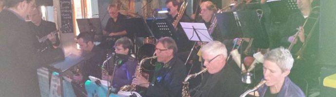 Big Band Enterprise at Merz