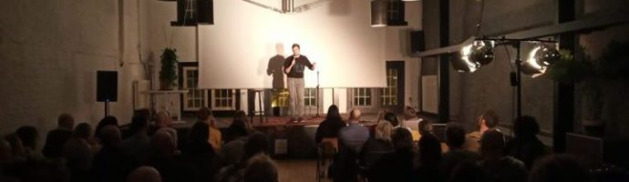 Dordrecht Lacht: Try-out Comedy Night