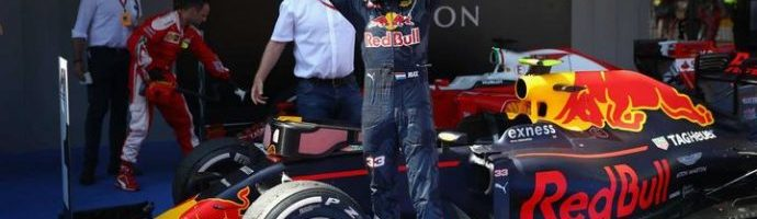 Formule 1 Grand Prix van Italië